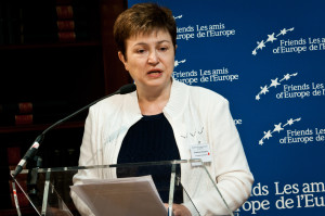 Kristalina Georgieva is the latest entrant into the race for next secretary-general